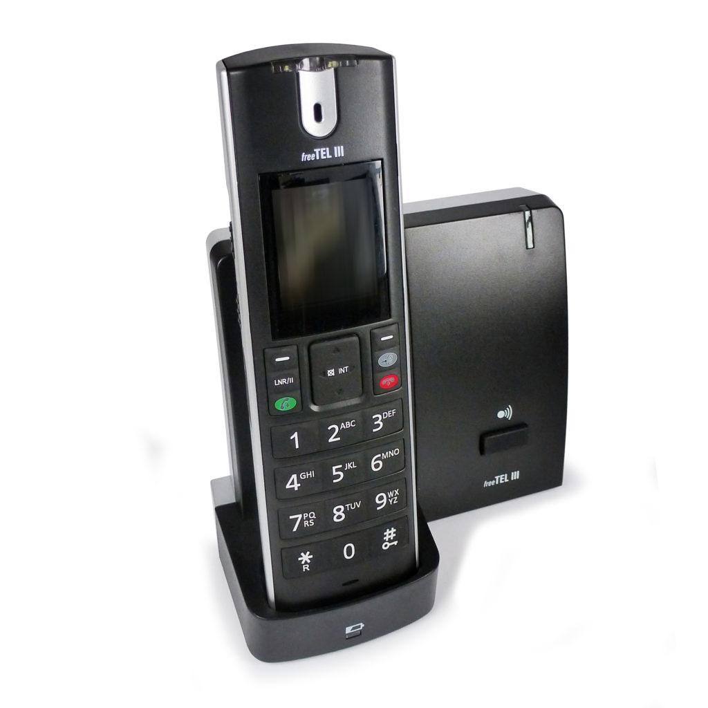 Schnurloses Telefon zum besseren telefonieren